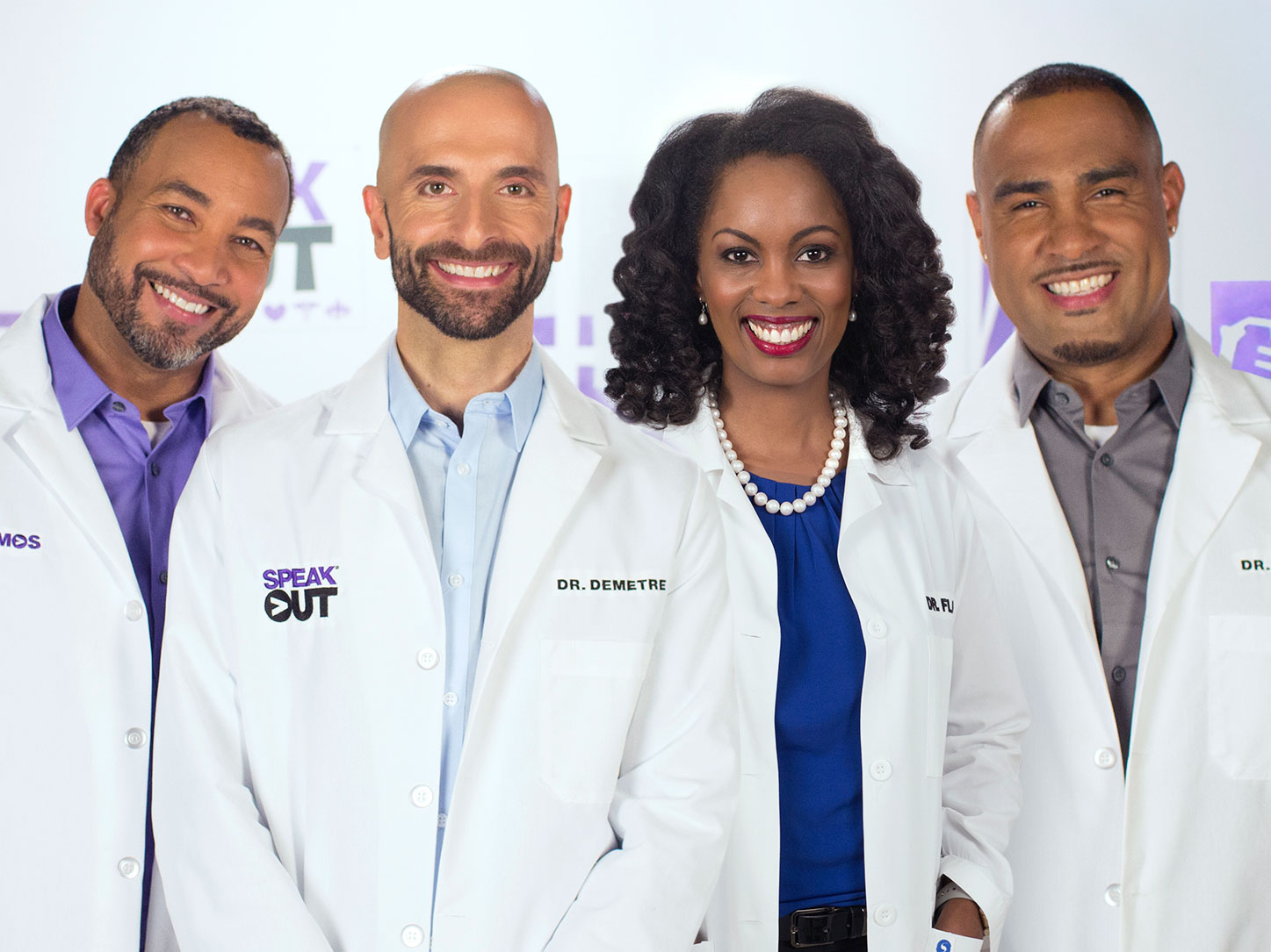 Meet the Doctors of #AsktheHIVDoc