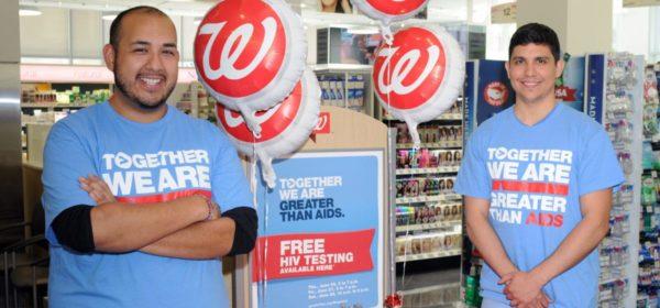 Walgreens National HIV Testing Day